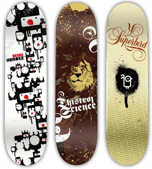 Beautiful and stunning skateboard designs for inspiration - Skateboard dessin ...