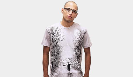 alone-beautiful-tshirt-designs