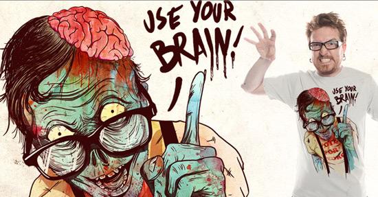 brain-beautiful-tshirt-designs
