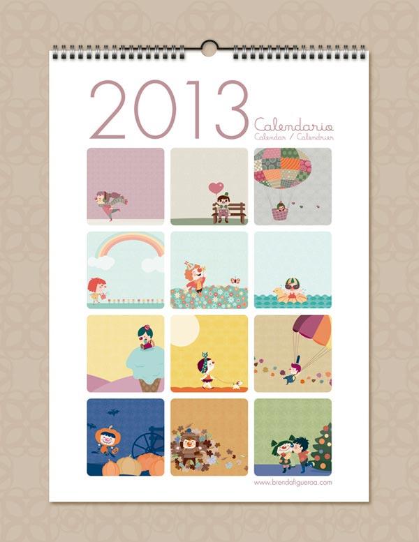 26-2013-calendar-designs