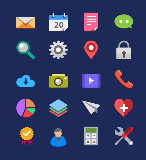 Flat+Icons+11