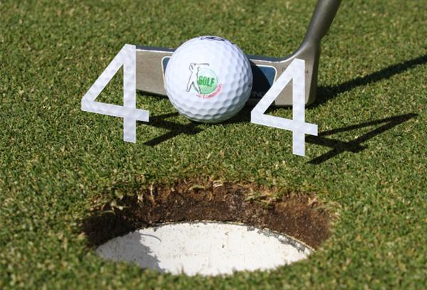Golf-Porcelaine