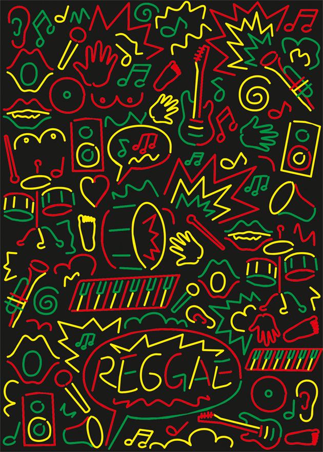 6th - Mingliang Li - reggae