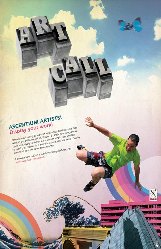 Ascentium-Artists-Poster-Design