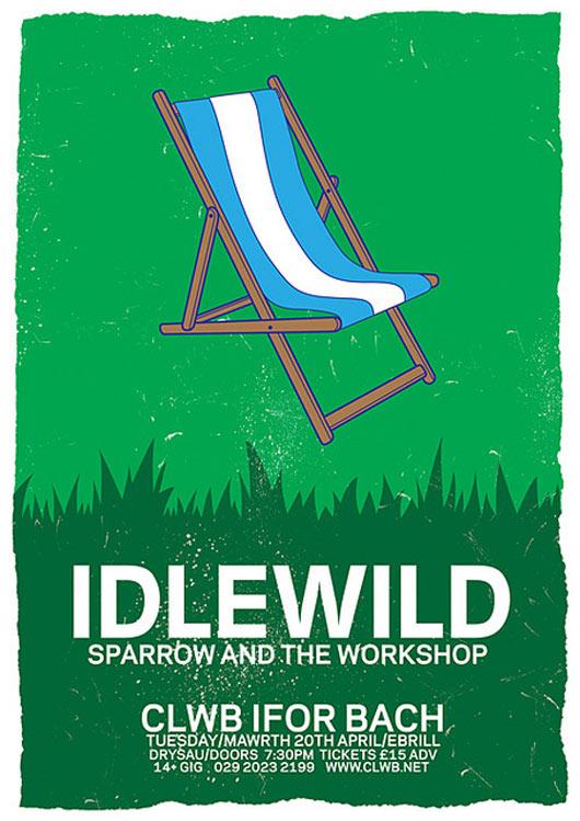 Idlewild-Poster-Design