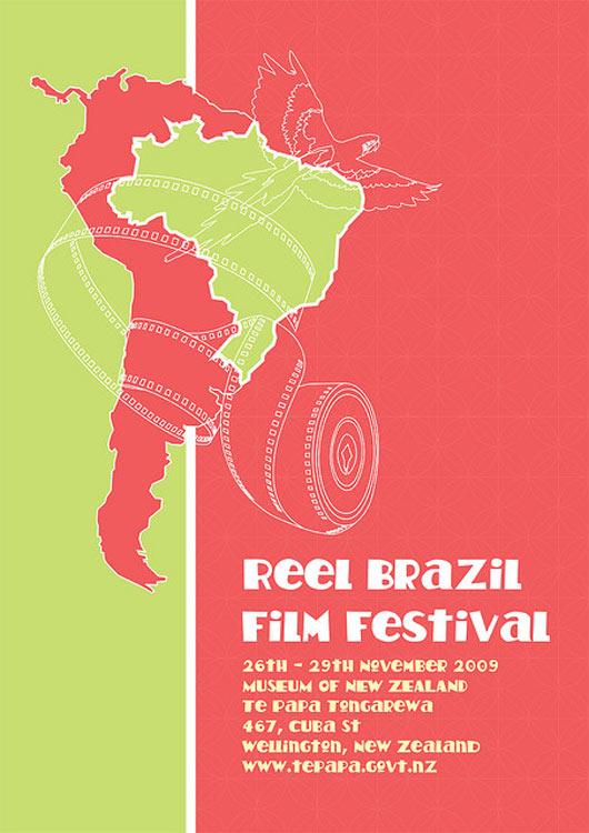 Reel-Brazil-Film-Festival-Poster-Design
